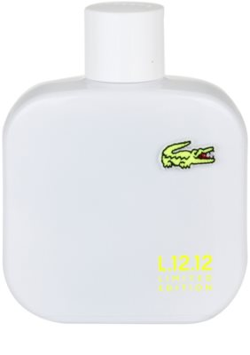 Lacoste Eau de Lacoste L.12.12. Blanc Neon Limited Edition 2014 Eau de Toilette pentru barbati 2
