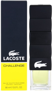 Lacoste Challenge eau de toilette para hombre