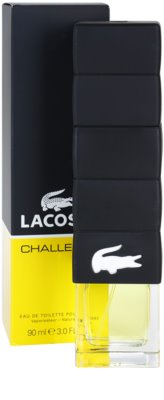Lacoste Challenge eau de toilette para hombre 1