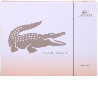 Lacoste Eau de Lacoste pour Femme dárková sada 1