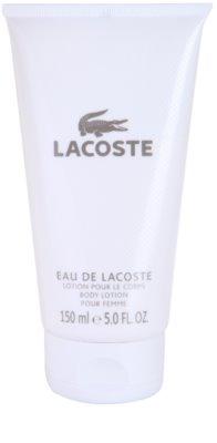 Lacoste Eau de Lacoste pour Femme losjon za telo za ženske 2