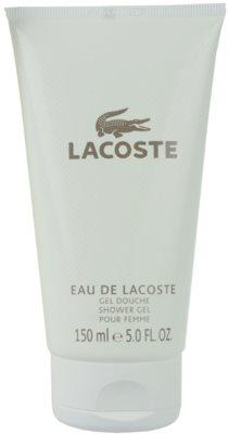 Lacoste Eau de Lacoste pour Femme tusfürdő nőknek 2