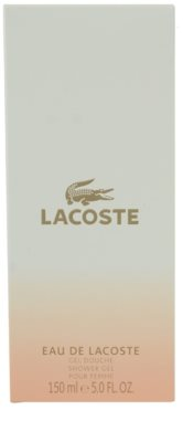 Lacoste Eau de Lacoste pour Femme tusfürdő nőknek 3