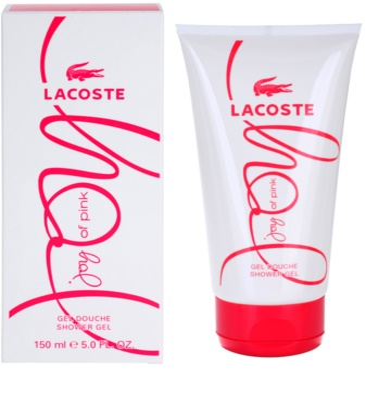 Lacoste Joy of Pink gel de duche para mulheres