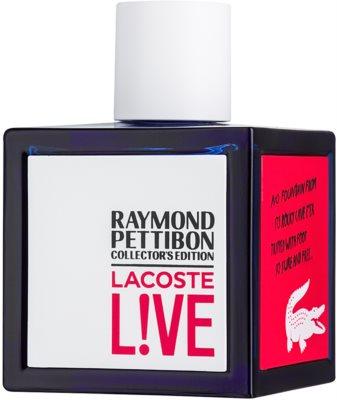 Lacoste Live Raymond Pettibon Collector´s Edition туалетна вода для чоловіків