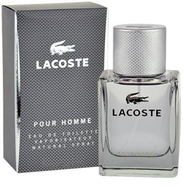 Lacoste Pour Homme eau de toilette para hombre