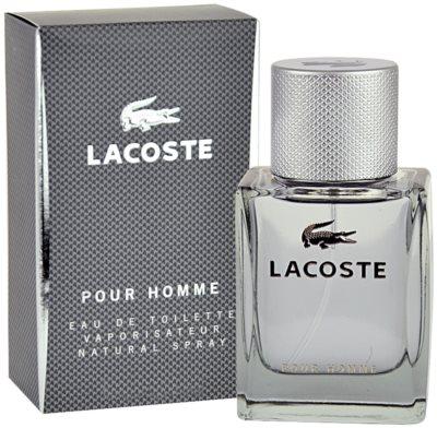 Lacoste Pour Homme Eau de Toilette pentru barbati