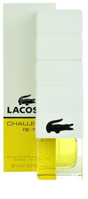 Lacoste Challange Re/Fresh eau de toilette para hombre