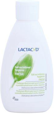 Lactacyd Fresh emulsión para la higiene íntima