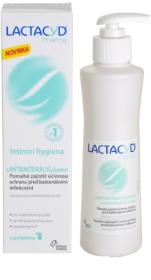 Lactacyd Pharma antibakteriálna emulzia na intímnu hygienu 1