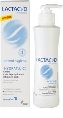 Lactacyd Pharma hidratáló emulzió az intim higiéniára 1