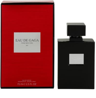 Lady Gaga Eau De Gaga 001 parfémovaná voda unisex