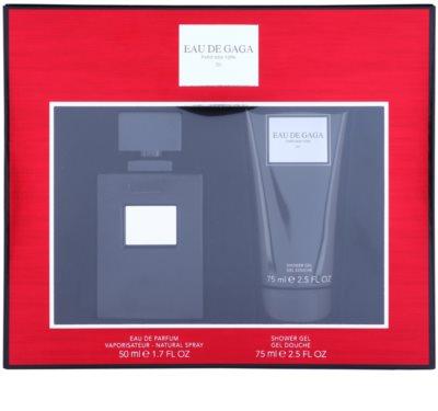 Lady Gaga Eau De Gaga 001 lote de regalo 4