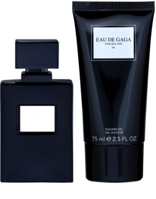 Lady Gaga Eau De Gaga 001 lote de regalo 1