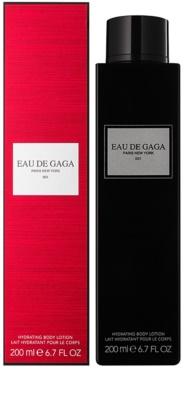 Lady Gaga Eau de Gaga leche corporal unisex