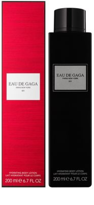 Lady Gaga Eau de Gaga leite corporal unissexo
