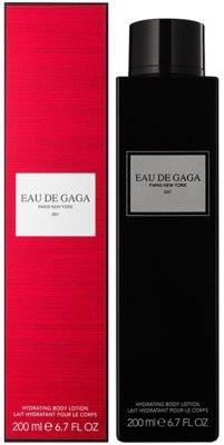 Lady Gaga Eau de Gaga mleczko do ciała unisex