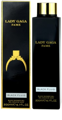 Lady Gaga Fame гель для душу для жінок