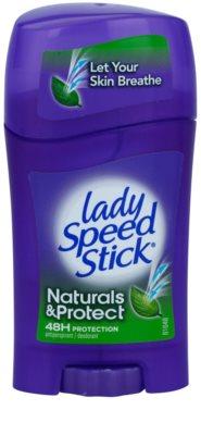 Lady Speed Stick Naturals & Protect твердий антиперспірант
