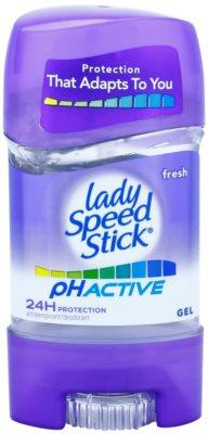 Lady Speed Stick PH Active гелевий антиперспірант
