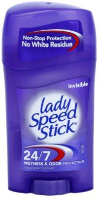 Lady Speed Stick 24/7 Invisible antyperspirant w sztyfcie