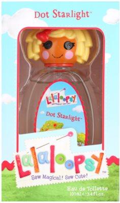 Lalaloopsy Dot Starlight Eau de Toilette für Kinder