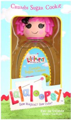 Lalaloopsy Crumbs Sugar Cookie toaletní voda pro děti