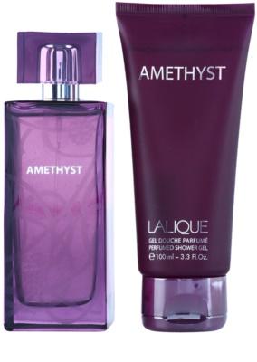 Lalique Amethyst coffret presente 1