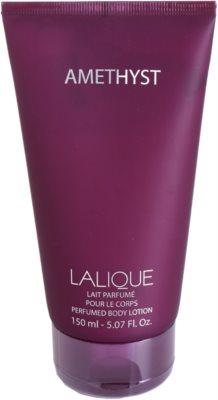 Lalique Amethyst Körperlotion für Damen