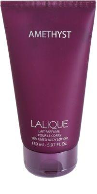 Lalique Amethyst telové mlieko pre ženy