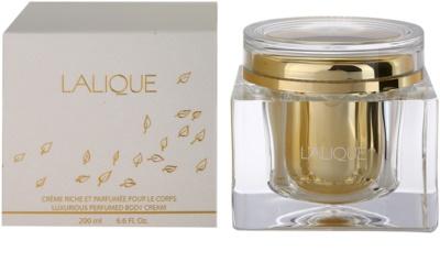 Lalique Lalique crema corporal para mujer