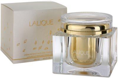 Lalique Lalique creme corporal para mulheres 1