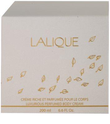 Lalique Lalique krem do ciała dla kobiet 4