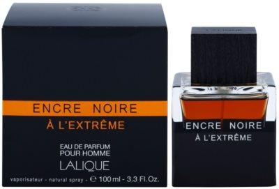 Lalique Encre Noire AL´Extreme parfémovaná voda pro muže