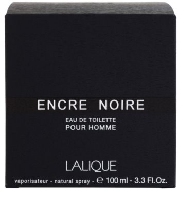 Lalique Encre Noire for Men Eau de Toilette pentru barbati 4