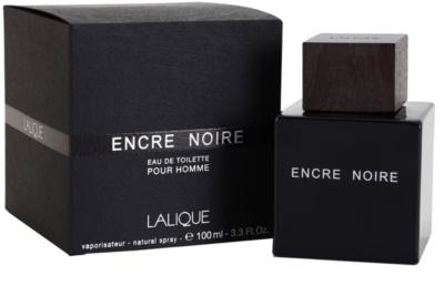 Lalique Encre Noire for Men Eau de Toilette pentru barbati 1