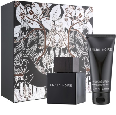 Lalique Encre Noire for Men подаръчни комплекти