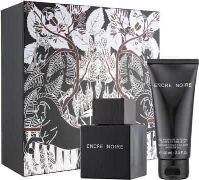 Lalique Encre Noire for Men lotes de regalo