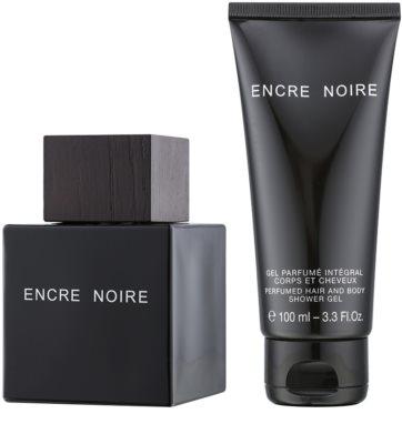Lalique Encre Noire for Men lotes de regalo 1