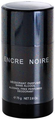 Lalique Encre Noire for Men desodorante en barra para hombre