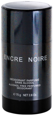 Lalique Encre Noire for Men desodorizante em stick para homens