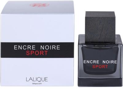 Lalique Encre Noire Sport Eau de Toilette para homens