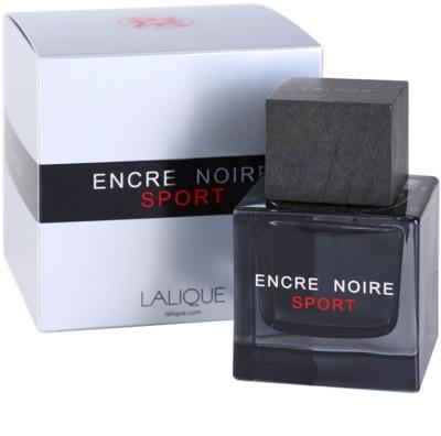 Lalique Encre Noire Sport Eau de Toilette para homens 1