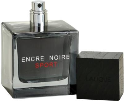Lalique Encre Noire Sport eau de toilette teszter férfiaknak