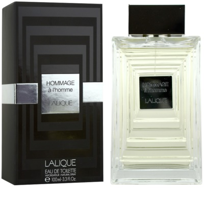 Lalique Hommage a L'Homme Eau de Toilette for Men