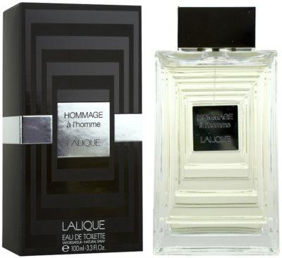 Lalique Hommage a L'Homme Eau de Toilette für Herren