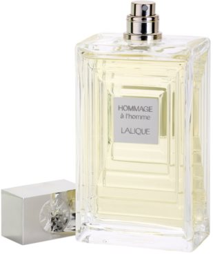 Lalique Hommage a L'Homme toaletní voda tester pro muže 1