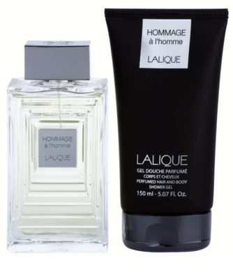 Lalique Hommage a L'Homme Gift Set 1