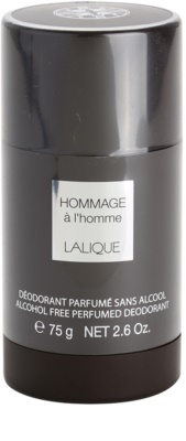 Lalique Hommage a L'Homme deostick pentru barbati