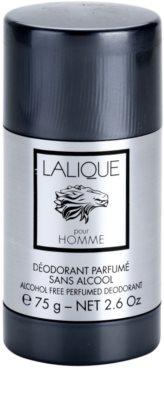 Lalique Pour Homme desodorante en barra para hombre